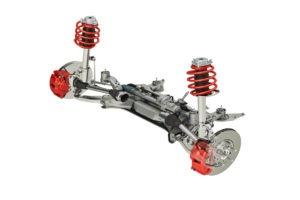 sistemas de suspensión y amortiguadores para tu vehículo